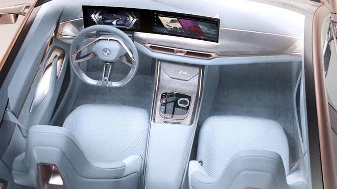 第二代宝马4系或6月通过网络云发布 i4对手锁定Model 3
