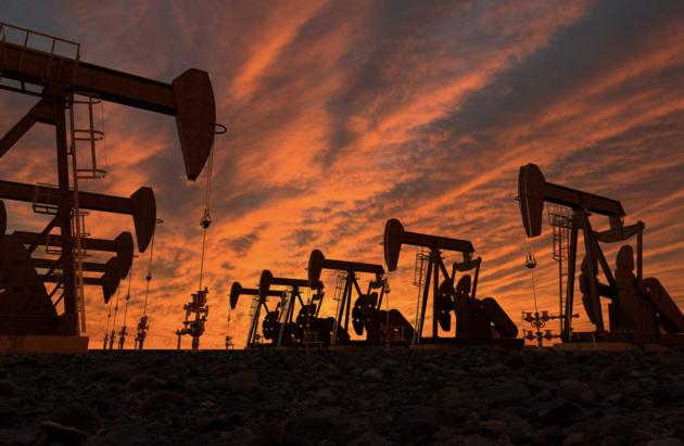 美国市场原油跌至接近0美元一桶