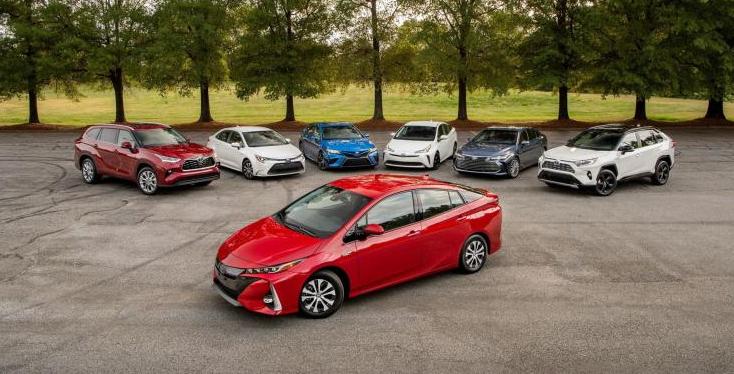 丰田宣布混动车型累计销量达到1500万辆