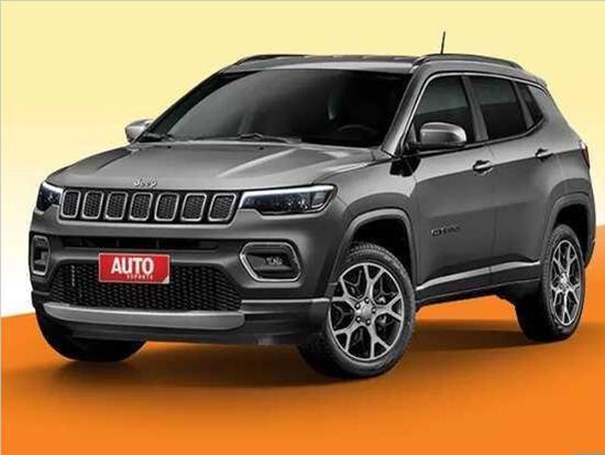 新款Jeep指南者渲染图曝光 或将2021年亮相