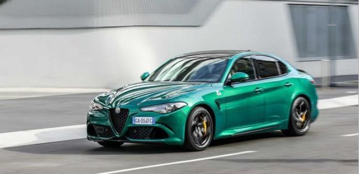 更复古 阿尔法·罗密欧发布两款四叶草新车型