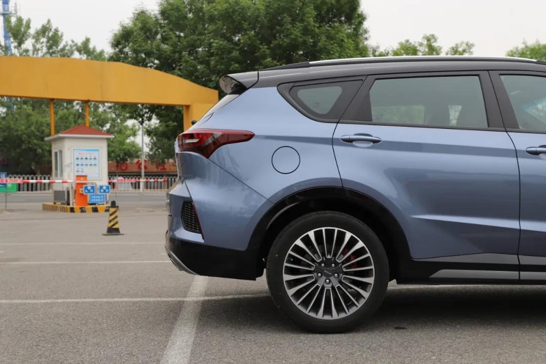 售价10万左右 捷途X70 Coupe表现如何?