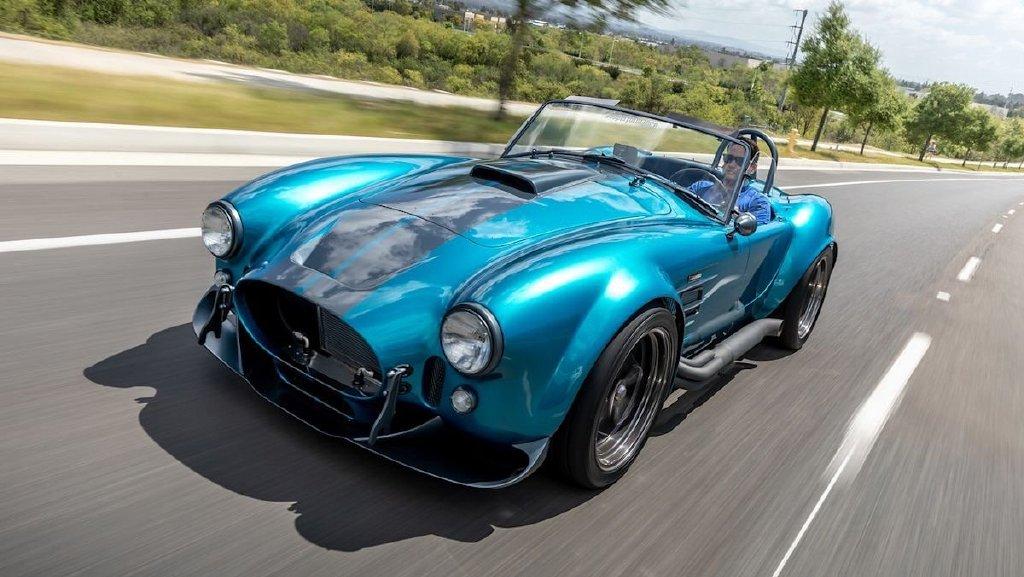 年产20辆 谢尔比推出Shelby Cobra MKIII-R-XI全网