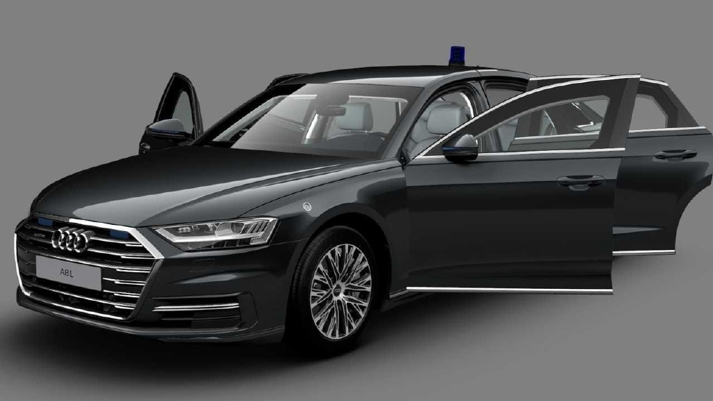 VR9级防弹保护 奥迪A8L Security车型发布-XI全网