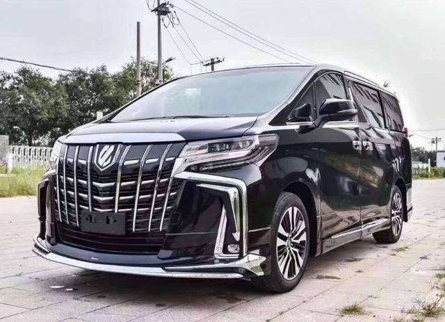 车价查询:前脸神似丰田埃尔法 传祺GM8新车型曝光