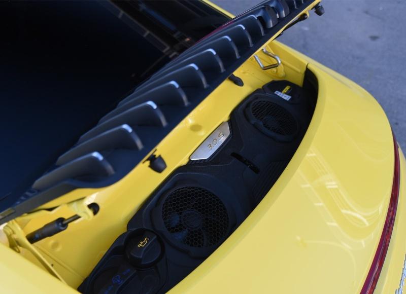 XI全网-告别NA传统 全新911将不搭载自吸发动机