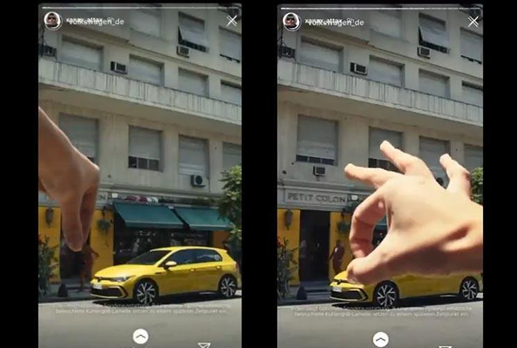 广告涉种族歧视 大众汽车删帖后道歉