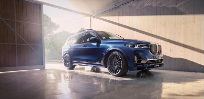 基于宝马X7改造而来 Alpin发布全新车型XB7