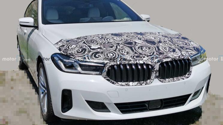 搭载3.0T发动机 新款宝马6系GT实车曝光-XI全网