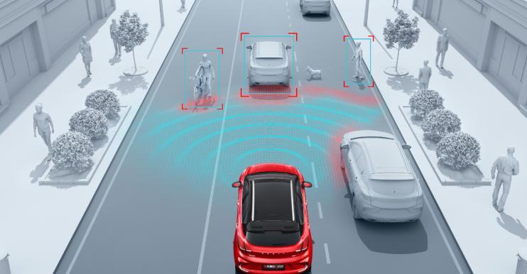 车价网:撞色内饰设计 2020款帝豪GS官图发布