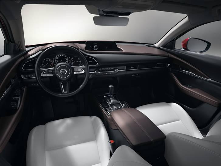 新车报价:长安马自达CX-30上市 售价12.99-17.19万元