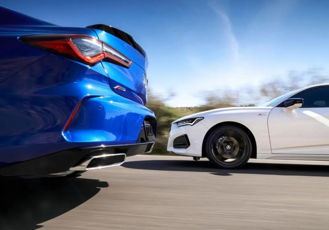 车价查询:搭载3.0T V 6发动机 全新讴歌TLX官图发布
