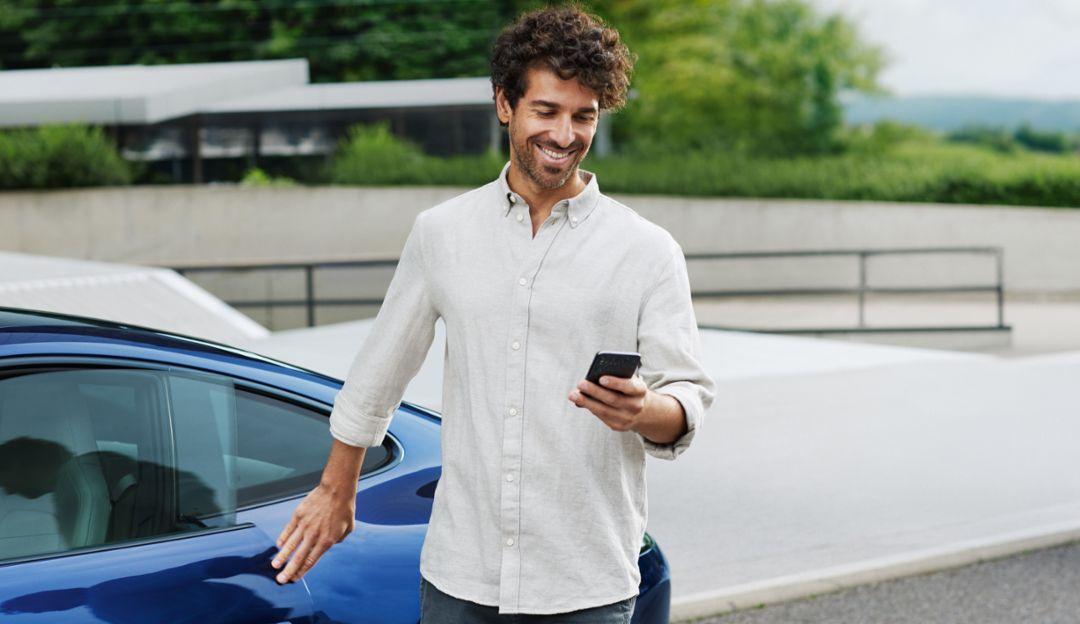 停车如何不再难?保时捷推出停车服务应用程序