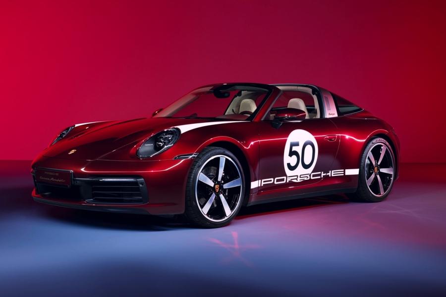 限量992台 保时捷推全新911 Targa特别版-XI全网