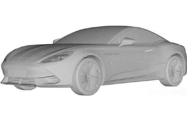 SSC设计-4秒破百 名爵E-motion纯电跑车专利图曝光