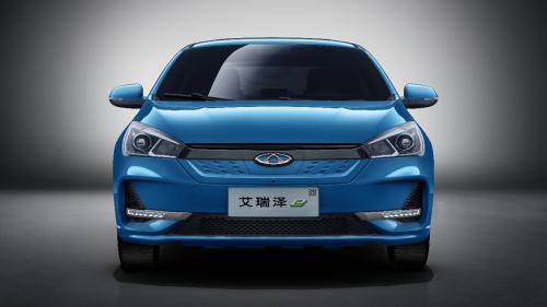 SSC设计-艾瑞泽e新增悦享版车型上市 售价13.28万