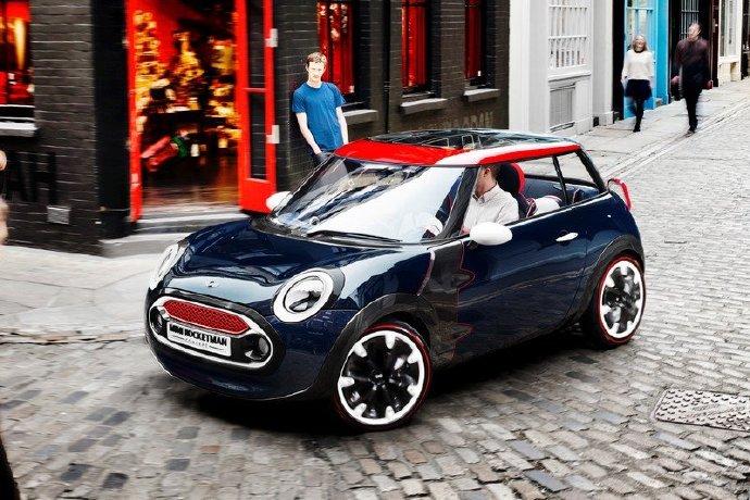 SSC设计-MINI国产有望 长城汽车与光束汽车签订协议