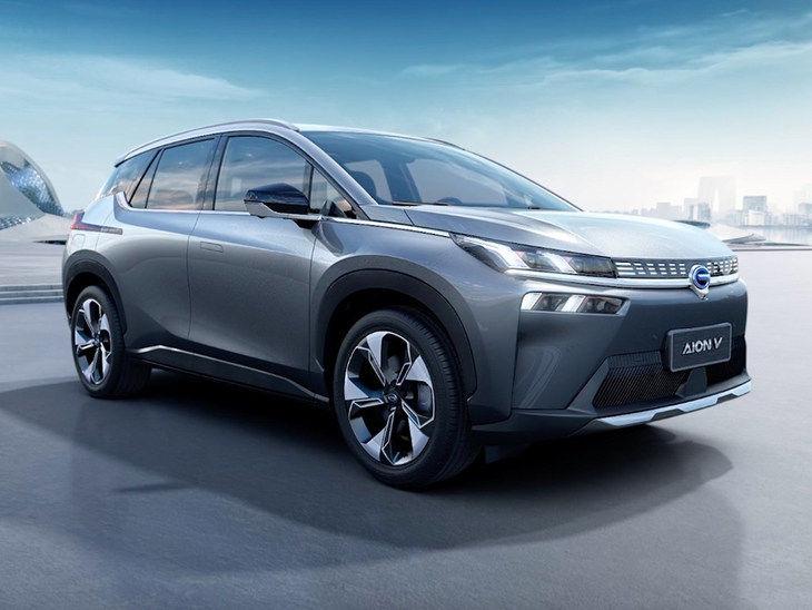 SSC设计-广汽新能源Aion V上市 售价15.96万起