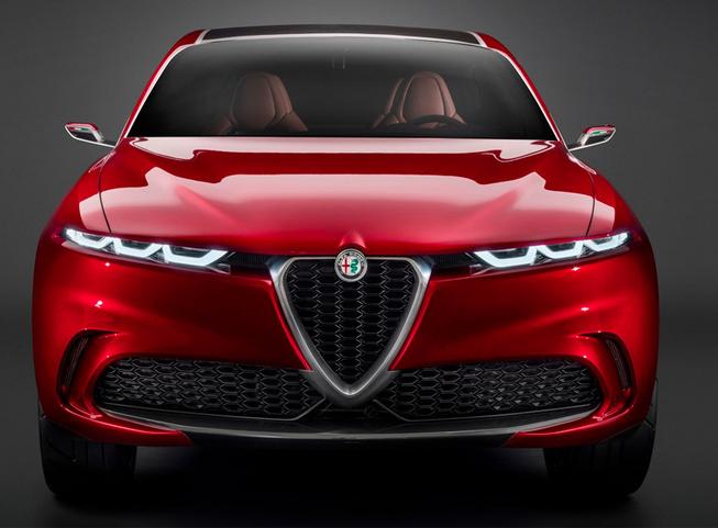 阿尔法·罗密欧全新紧凑型SUV渲染图发布-XI全网