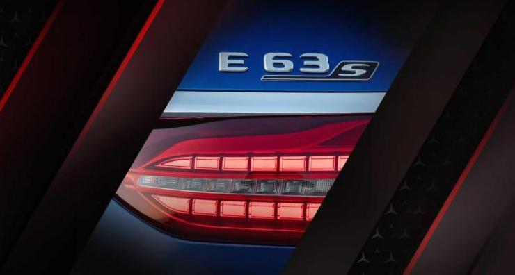 最大功率612马力 AMG E 63 S预告图发布-XI全网