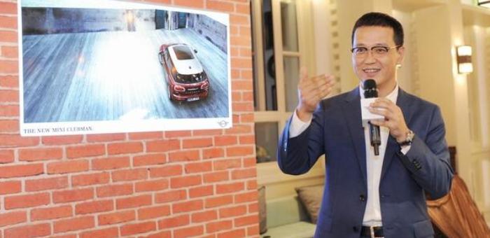 邵宾将出任宝马(中国)汽车贸易有限公司总裁