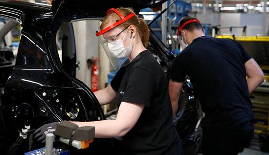产量,欧洲汽车业