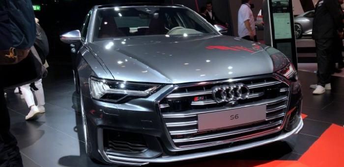 搭载V6双涡轮发动机 全新奥迪S6三季度上市