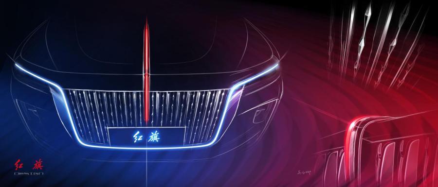 实用又炫酷 红旗H9打造独特灯光系统-XI全网
