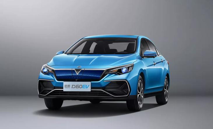 SSC设计-启辰D60EV标准版正式上市 售价12.98万起