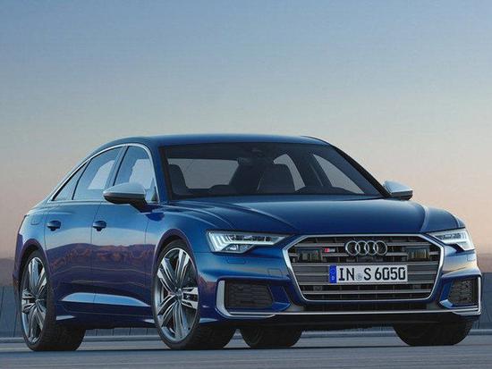 SSC设计-2.9T V6+48V轻混 全新奥迪S6三季度上市