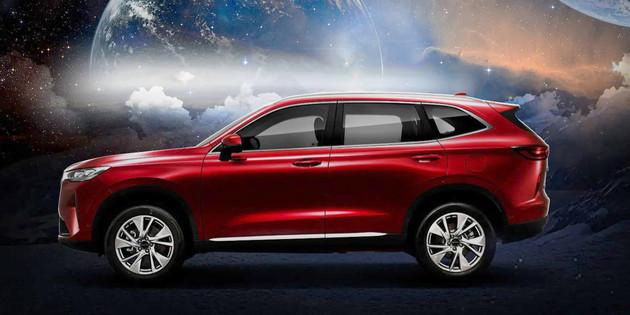 新车报价:新增2.0T动力车型 新款哈弗H6官图发布