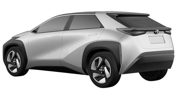 车价查询:丰田新款纯电SUV效果图曝光 2022年推出