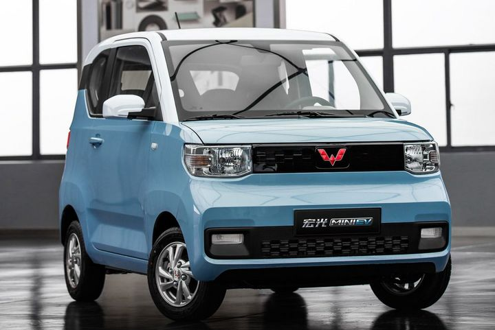 SSC设计-宏光MINI EV将于7月24日上市 预售2.98万起