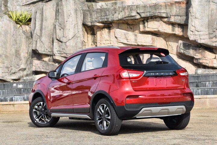 新车报价:枫叶30X正式上市 补贴后售价6.88-8.28万元