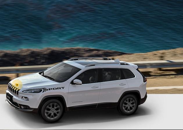 新车报价:Jeep自由光经典运动版上市 售价17.98万
