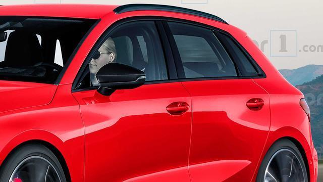 车价查询:3.5秒破百 新款奥迪RS3 Sportback曝光