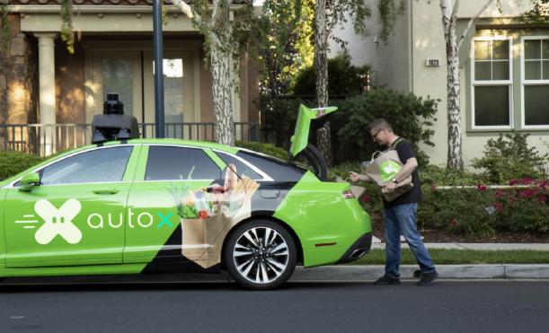 AutoX在加州获自动驾驶无人车测试许可