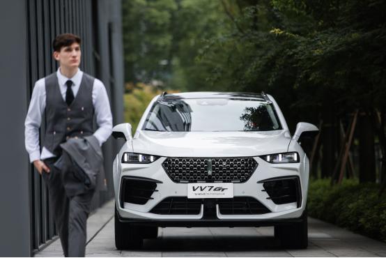 新车报价:限量300台 WEY VV7巴博斯版售价25.88万