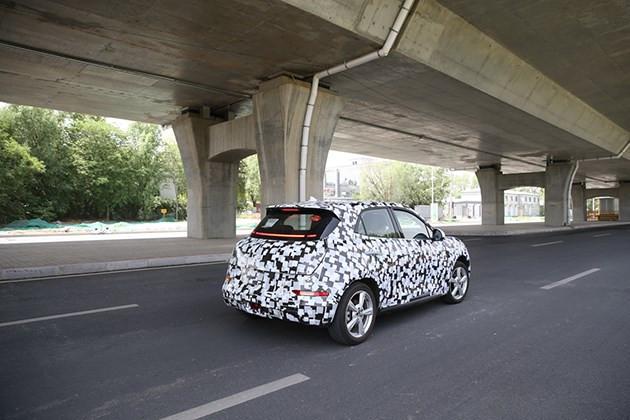 车价网:欧拉ES11最新谍照曝光 成都车展正式亮相
