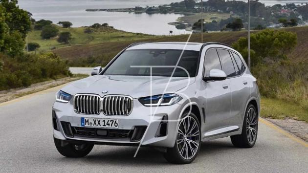 车价网:将推插混版车型 新一代宝马X1效果图曝光