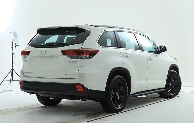 车价查询:专属主题LOGO 汉兰达新增百万纪念版车型