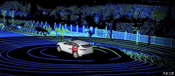 禾赛科技,激光雷达
