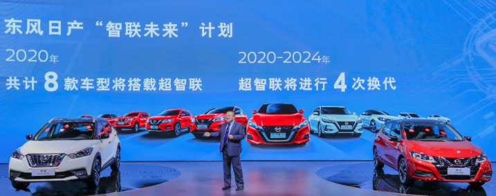 车价网:东风日产全系亮相成都车展 发布智联未来计划
