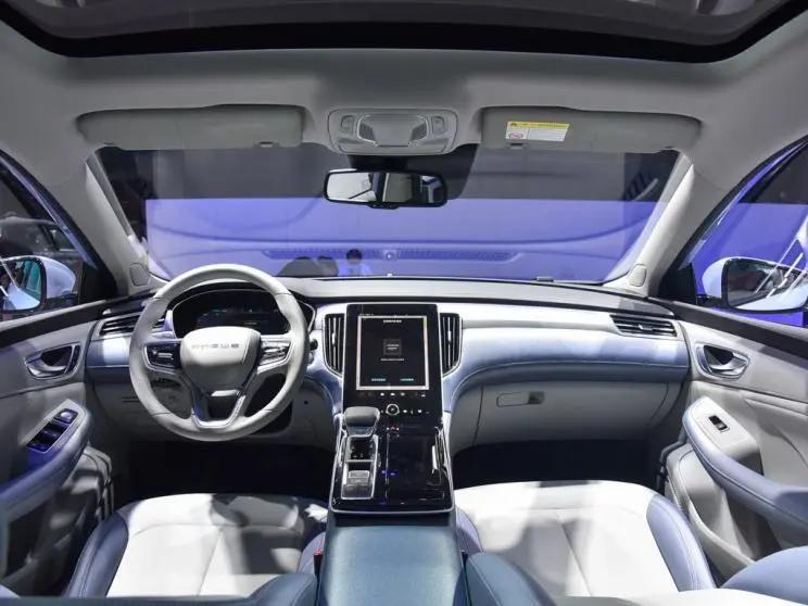 新车报价:直接对标大众别克 上汽荣威蓝芯进入3.0时代