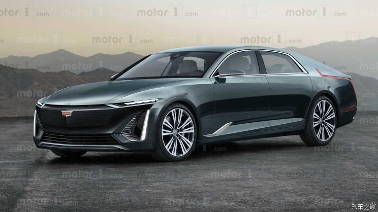 新车报价:凯迪拉克全新纯电动车或命名为Symboliq