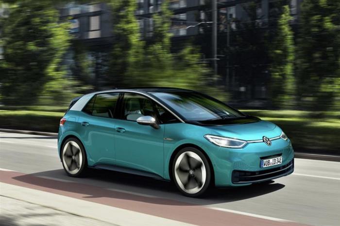 电动汽车,销量,大众,汽车销量,电动汽车,新能源汽车