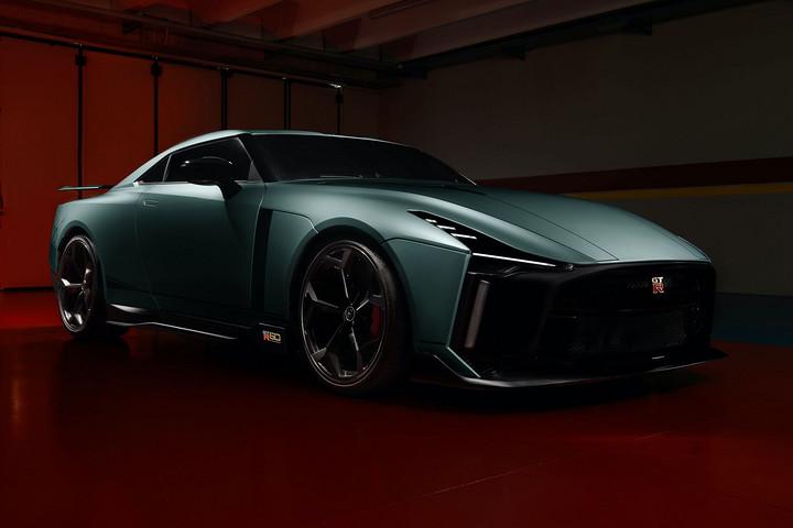 IG娱乐-2023年面世 下一代日产GT-R或推混动车型