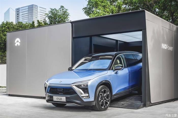 蔚来,蔚来,特斯拉,新能源汽车