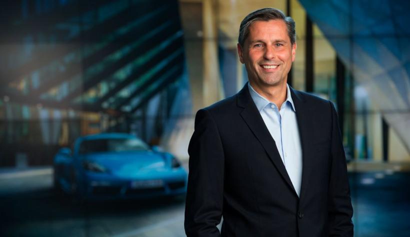 保时捷北美CEO升任大众集团销售总监