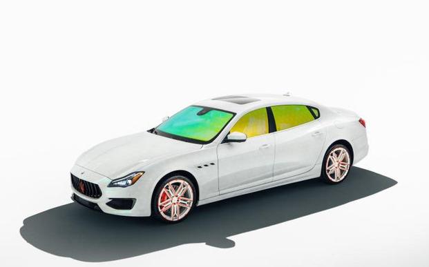 爵士资讯-玛莎拉蒂发布Fuori特别定制版车型发布